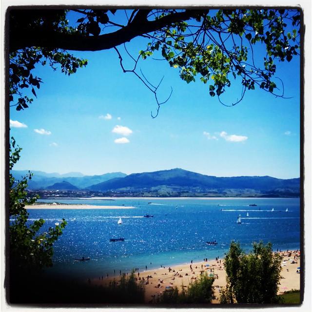 #santander #playa #montaña